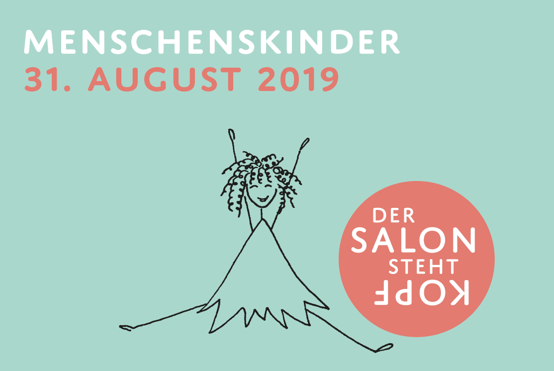 Kindertag ORGÆNIC Salon Dresden am 31. August 2019